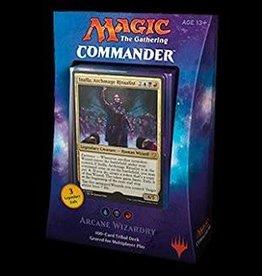 Wizards of the Coast MTG Commander 2017 Deck - Arcane Wizardry