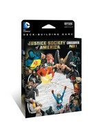 Cryptozoic Entertainment DC Deck-Building Game: Crossover #1 Justice Society of America