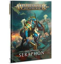 Games Workshop AoS Battletome Seraphon