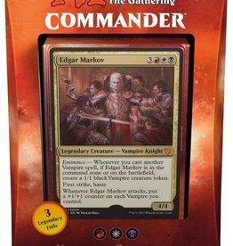 Wizards of the Coast MTG Commander 2017 Deck - Vampiric Bloodlust