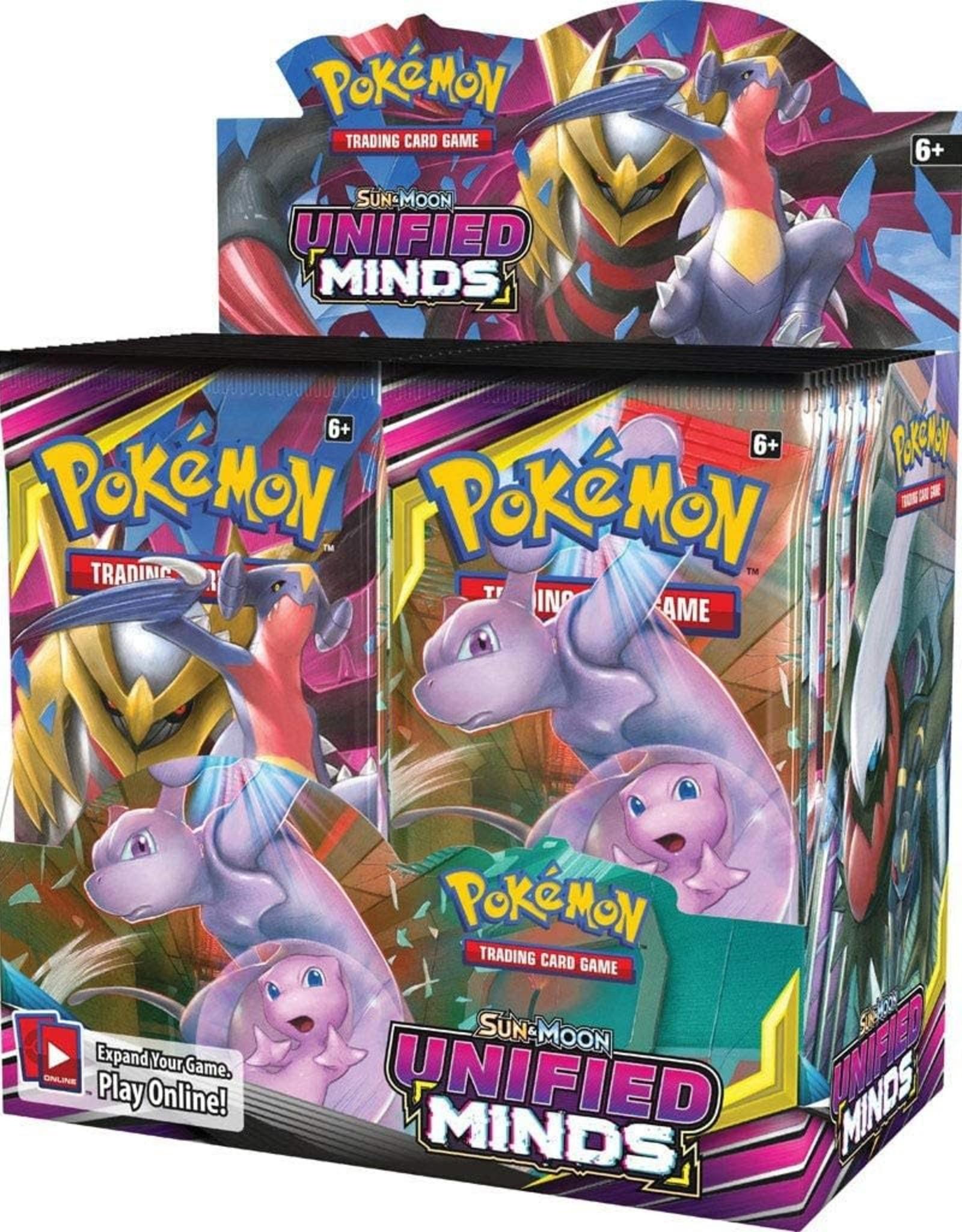 Pokemon Unified Minds Booster Box