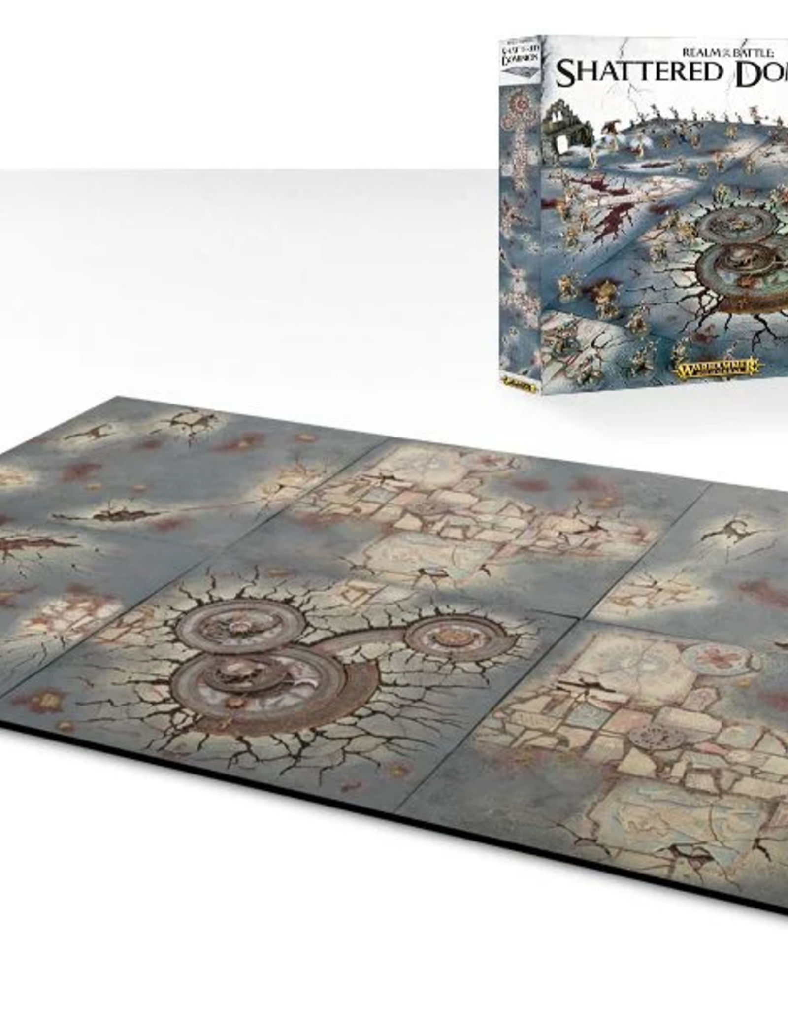 Games Workshop Warhammer Age of Sigmar: Realm of Battle - Shattered Dominion
