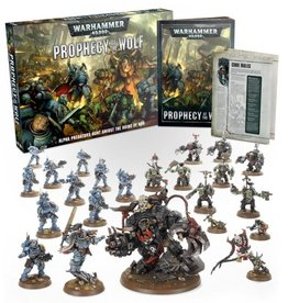 Games Workshop WH40K: Prophecy of the Wolf (English)