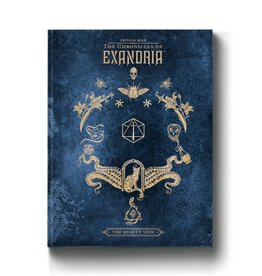 Random House Critical Role: The Chronicles of Exandria The Mighty Nein DELUXE EDITION ART BOOK