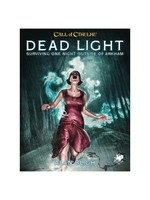 Chaosium Call of Cthulhu: Dead Light & Other Dark Turns
