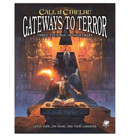 Chaosium Call of Cthulhu: Gateways to Terror [Preorder]