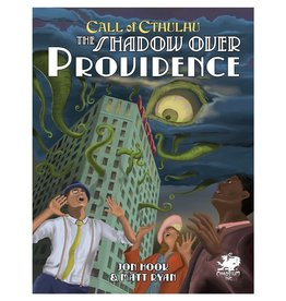 Chaosium Call of Cthulhu: The Shadow Over Providence [Preorder]