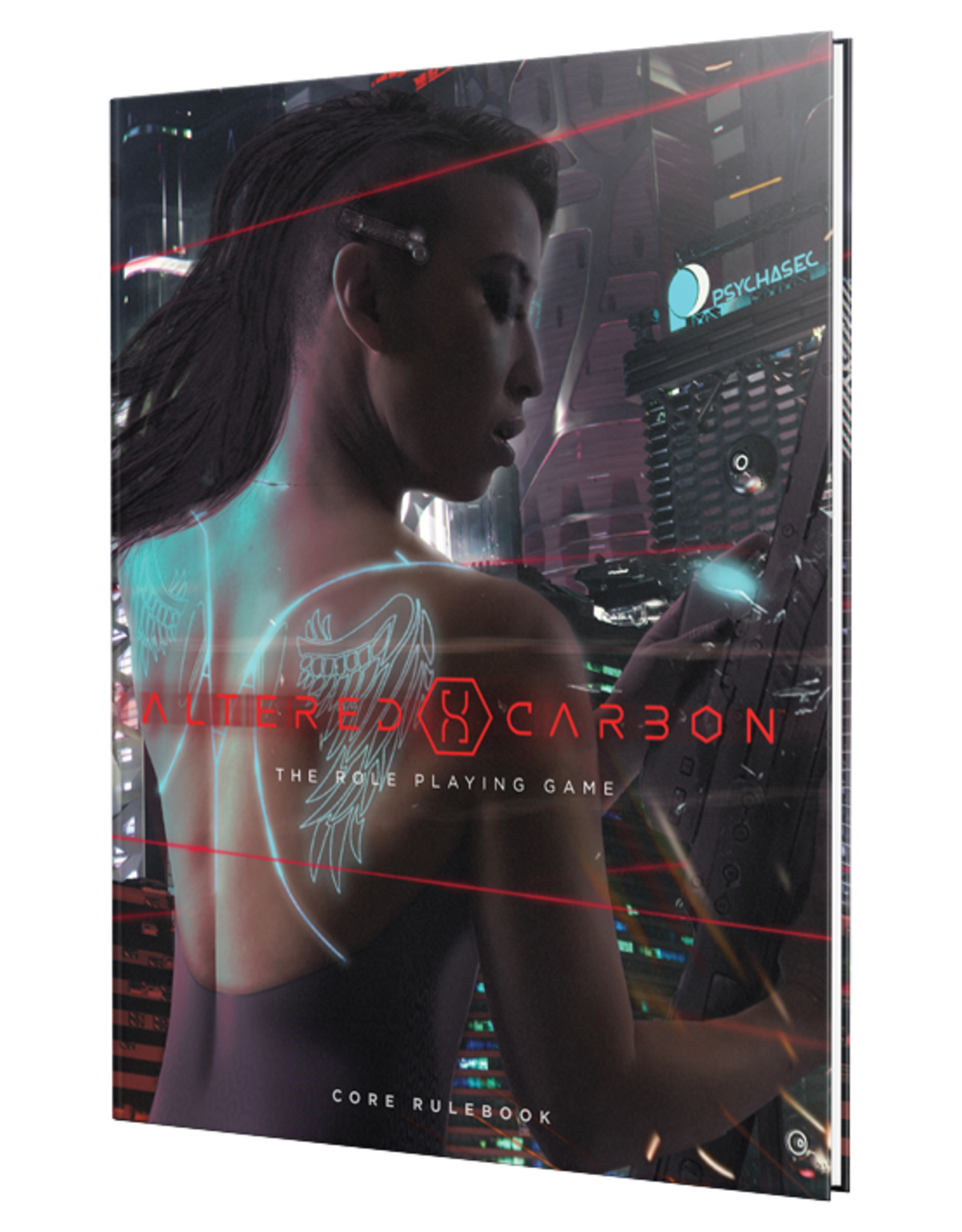 Renegade Game Studios Altered Carbon RPG Standard Edition