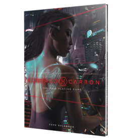 Renegade Game Studios Altered Carbon RPG Standard Edition [Preorder]
