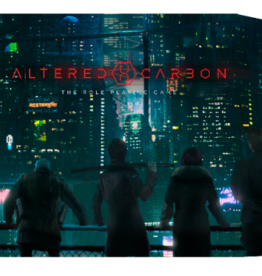 Renegade Game Studios Altered Carbon RPG: GM Screen [Preorder]