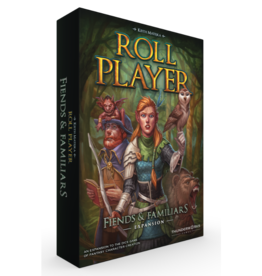 Thunderworks Games Roll Player: Friends & Familiars [Preorder]