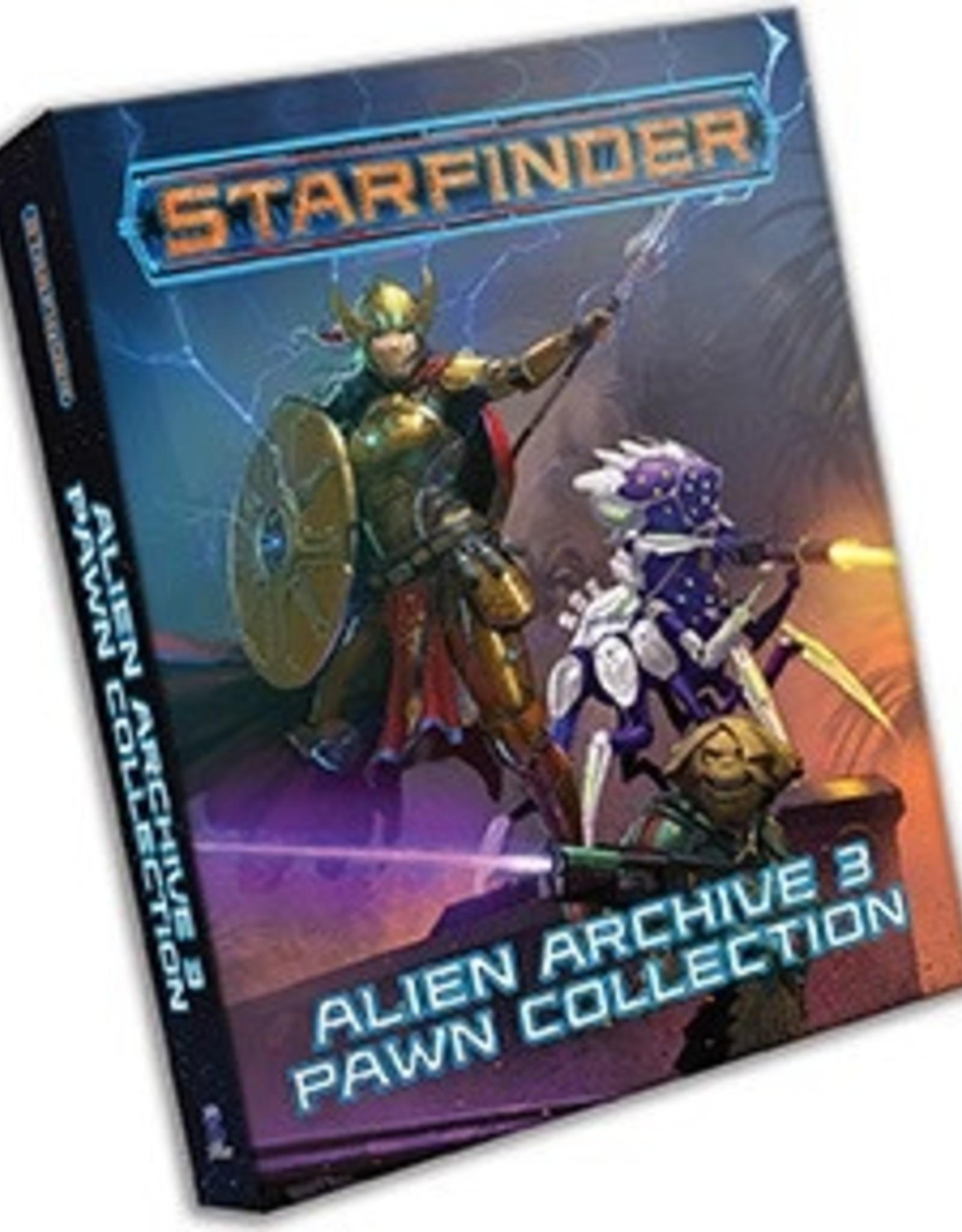 PAIZO Starfinder Pawns: Alien Archive 3