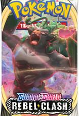 Pokemon Rebel Clash Sword & Shield Booster Pack