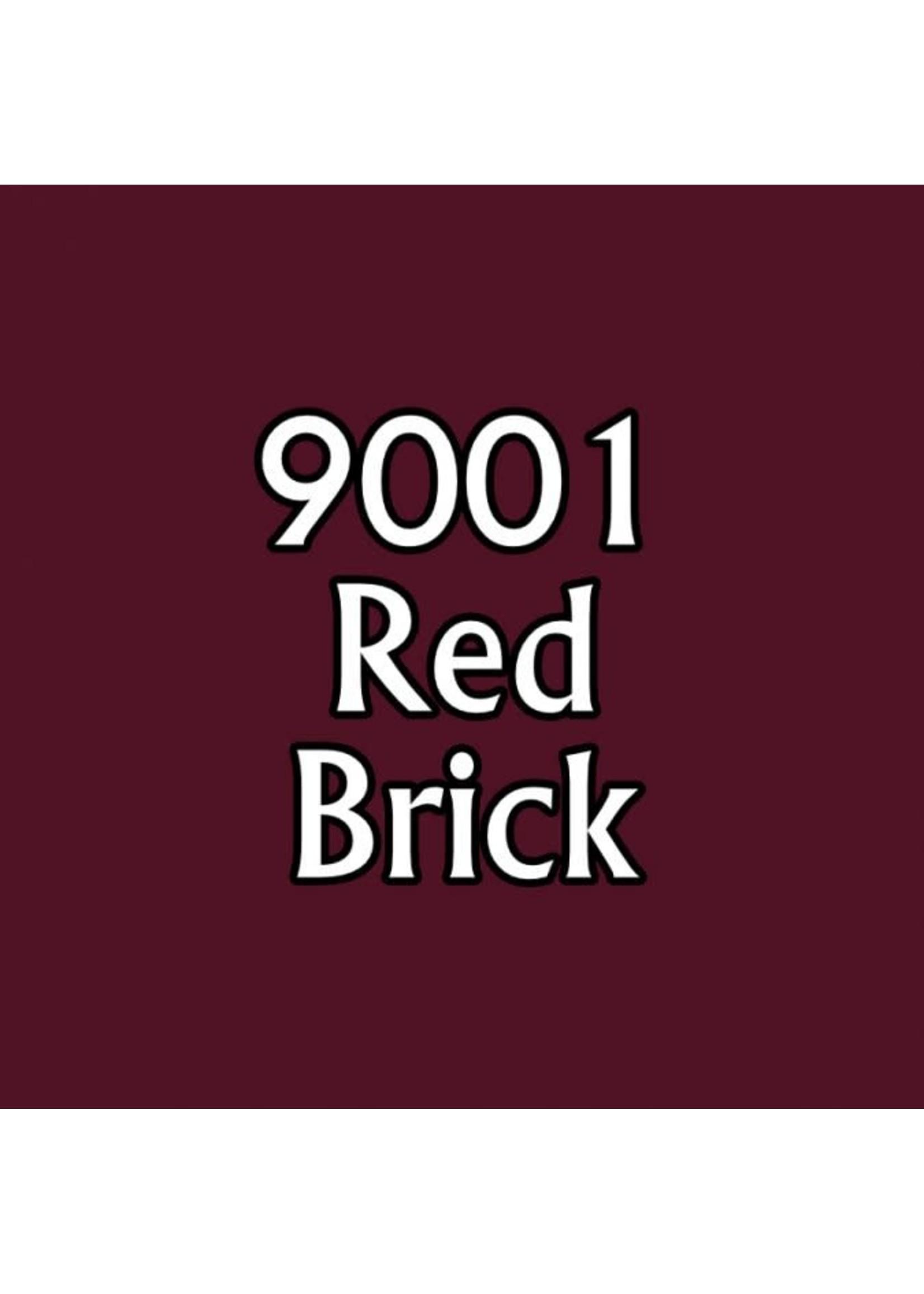 Reaper Red Brick