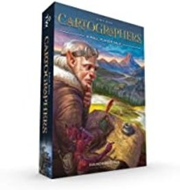 Thunderworks Games Cartographers: Roll Player Tale