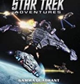 Modiphius Star Trek Adventures RPG: Gamma Quadrant