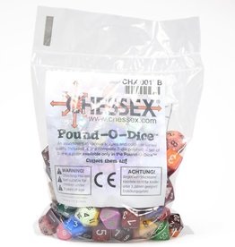 Chessex Pound of Dice (Assorted)