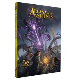 MONTE COOK GAMES Arcana of the Ancients (5E)