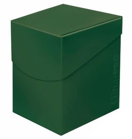 Ultra Pro Forest Green 100+ Pro Eclipse Deck Box