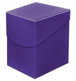 Ultra Pro Royal Purple 100+ Pro Eclipse Deck Box
