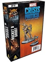 Atomic Mass Games Marvel Crisis Protocol: Rocket and Groot
