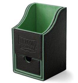 Arcane Tinmen Dragon Shield Nest Box 100+ Black/ Green