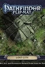 PAIZO Pathfinder Flip-Mat: Lost City