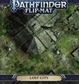 PAIZO Pathfinder Flip-Mat: Lost City