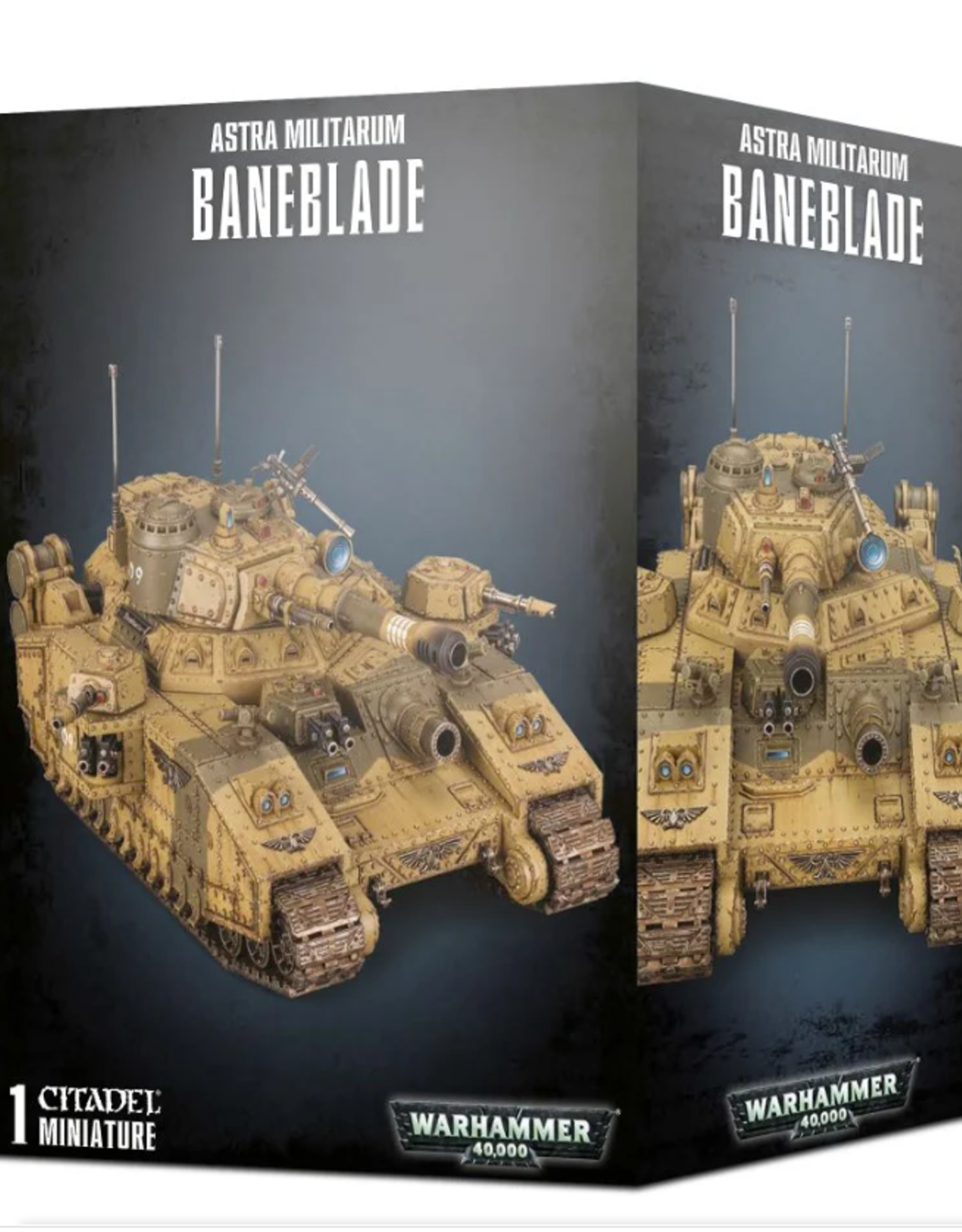 Games Workshop Astra Militarum Baneblade