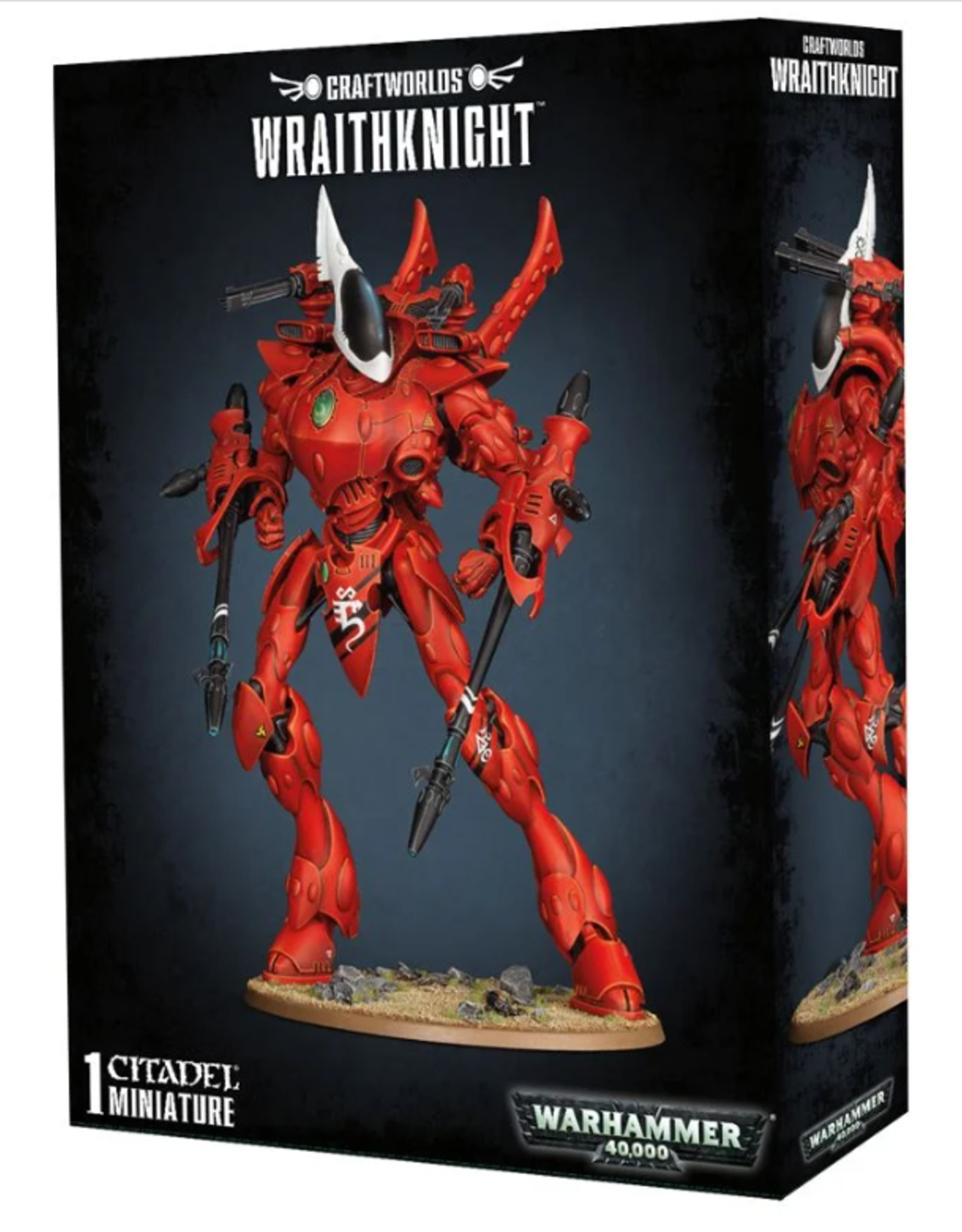 Games Workshop Craftworlds Wraightknight