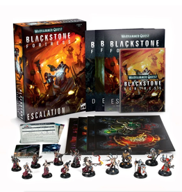 Games Workshop Warhammer Quest: Blackstone Fortress: Escalation