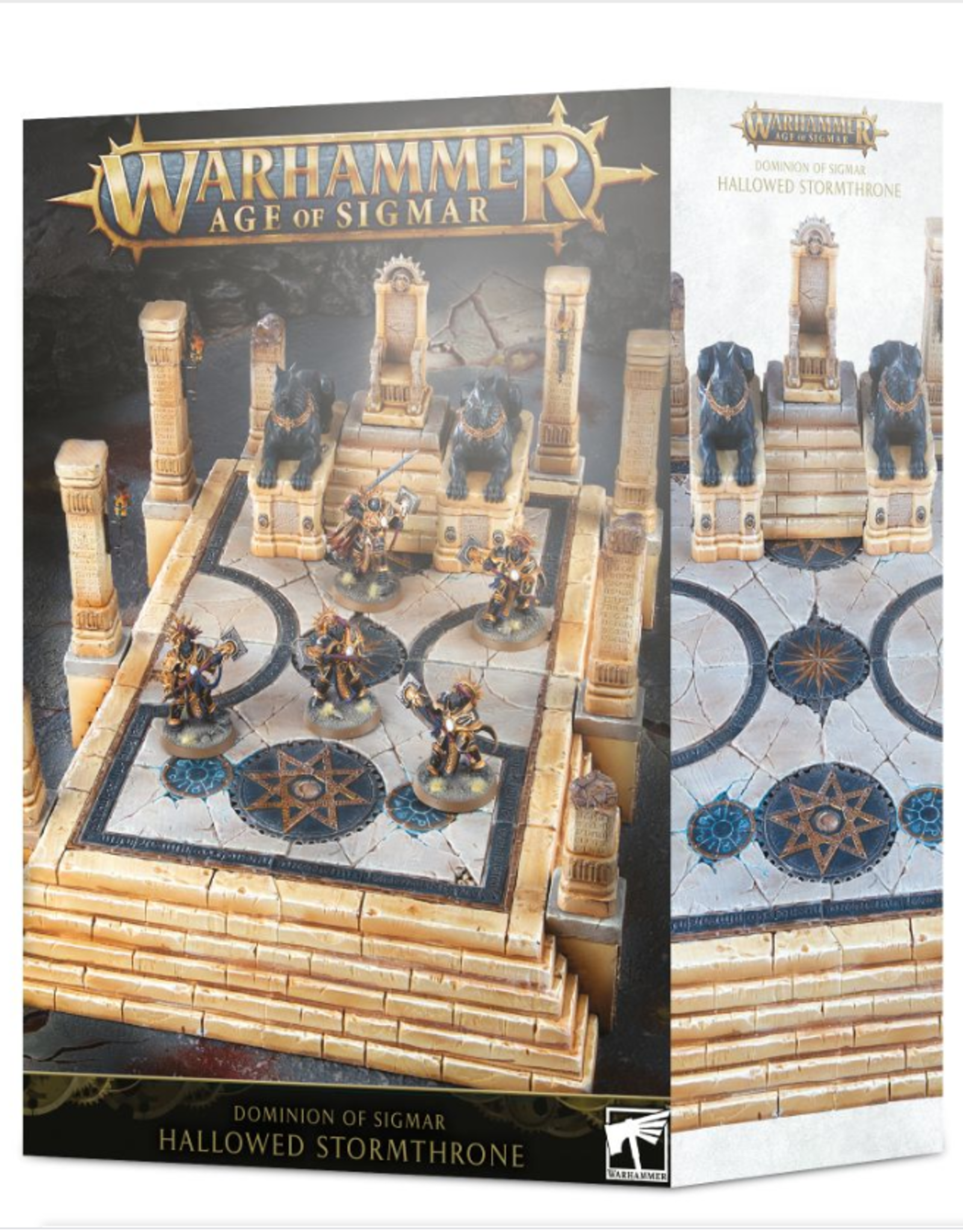 Games Workshop Hallowed Stormthrone