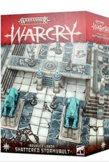 Games Workshop AoS Warcry Shattered Stormvault