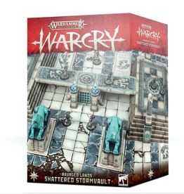 Games Workshop AoS Warcry Shattered Stormvault