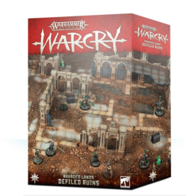 Games Workshop AoS: Warcry: Defiled Ruins