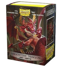 Arcane Tinmen Dragon Shield Matte Art: Valentine Dragon (100)