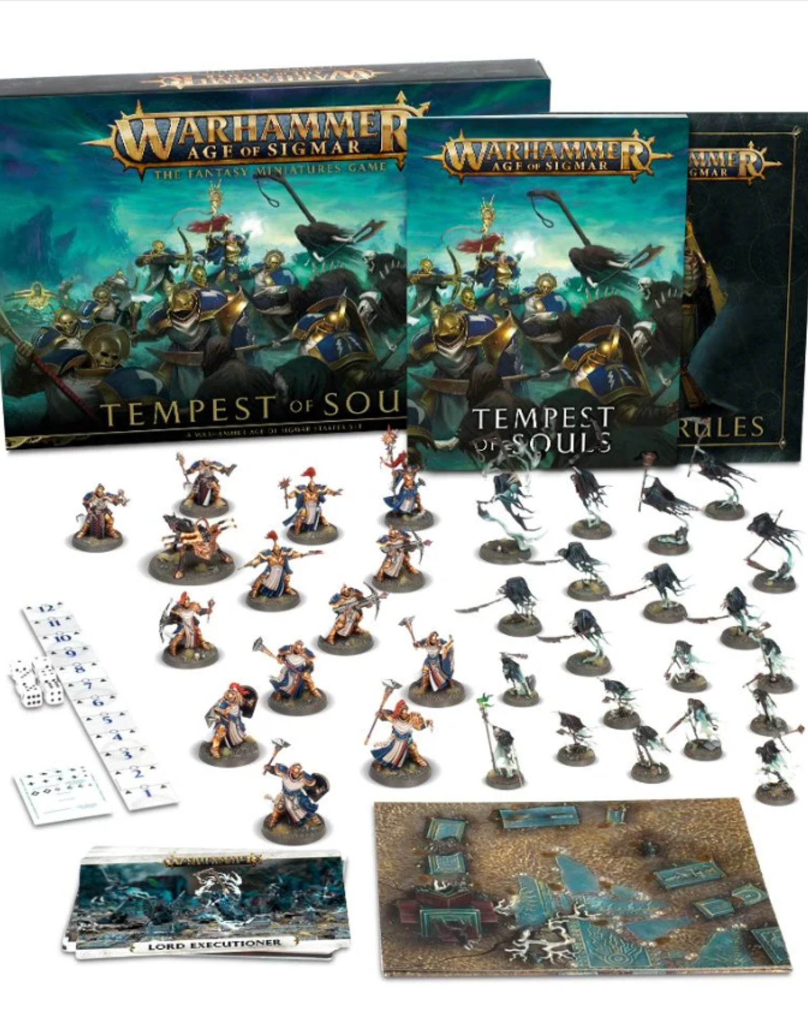 Games Workshop AGE OF SIGMAR: TEMPEST OF SOULS (ENG)