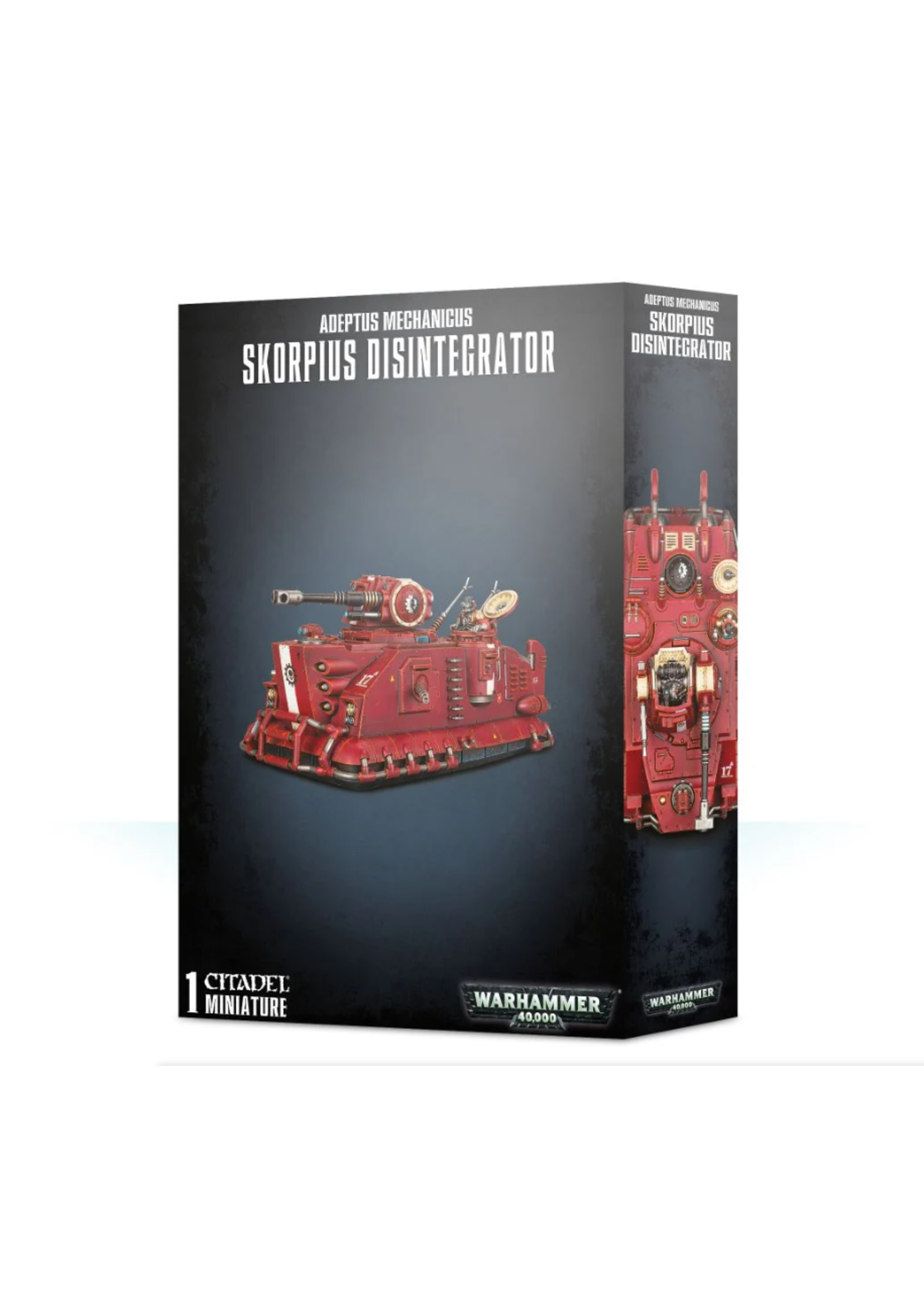 Games Workshop ADEPT/MECHANICUS SKORPIUS DISINTEGRATOR