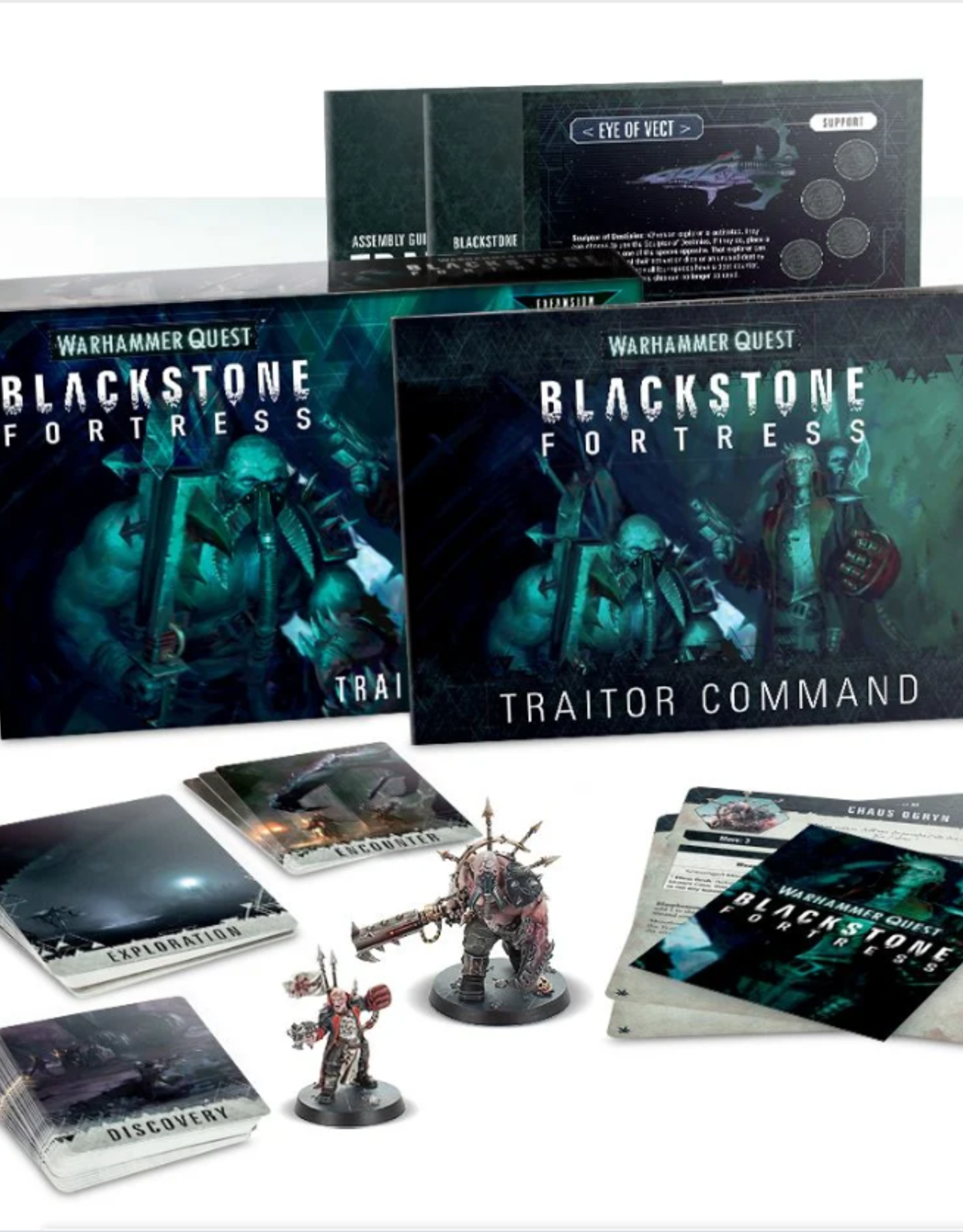 Games Workshop Blackstone Fortress: Traitor Command