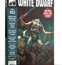 Games Workshop White Dwarf Issue #453