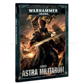 Games Workshop CODEX: ASTRA MILITARUM (HB) (ENGLISH)