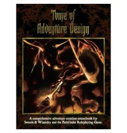 Frog God Games The Tome of Adventure Design