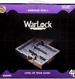 WizKids WarLock Tiles: Dungeon Tiles I  [Preorder]