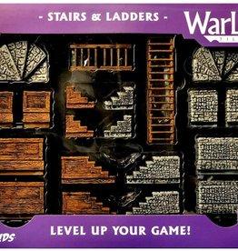 WizKids WarLock Tiles: Stairs & Ladders [Preorder]