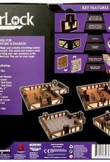 WizKids WarLock Tiles: Town & Village Base