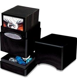 Ultra Pro Satin Tower Deck Box: Midnight