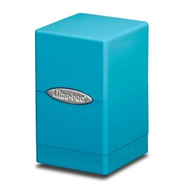 Ultra Pro Satin Tower Deck Box: Light Blue