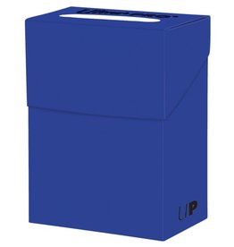 Ultra Pro Deck Box: Solid Blue