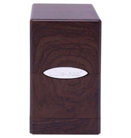 Ultra Pro Satin Tower Deck Box: Forest Oak