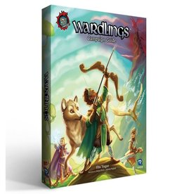 Renegade Game Studios Wardlings Campiagn Guide 5E Compatible